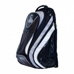 Silver vibor-a backpack